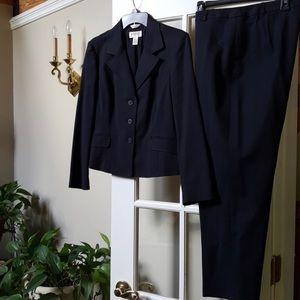 Talbots pant suit - Pants 12P / Blazer 10P